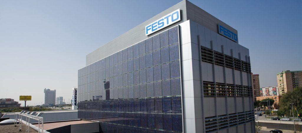 Festo reduz custo de energia em 27% com instalação de 300 painéis fotovoltaicos