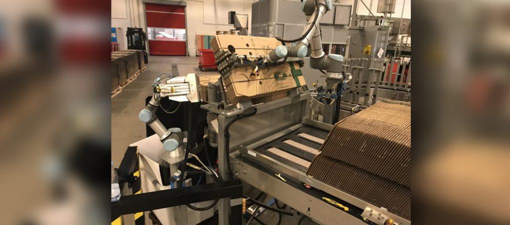 Universal Robots: Carlsberg liberta carga de trabalho dos operários com os robots colaborativos