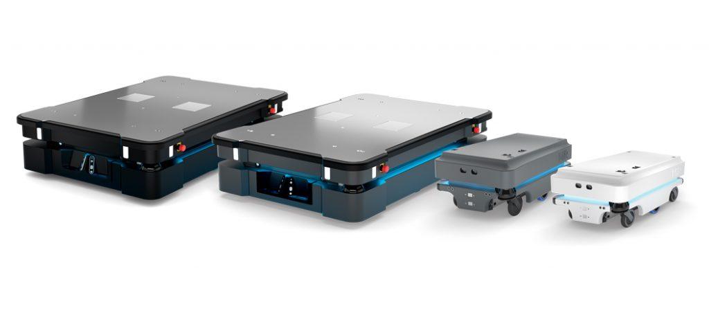 EPL: robots móveis MiR