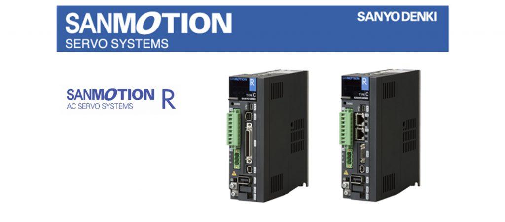 PROSISTAV: Sanyo Denki – nova série de drives com função de posicionamento integrada