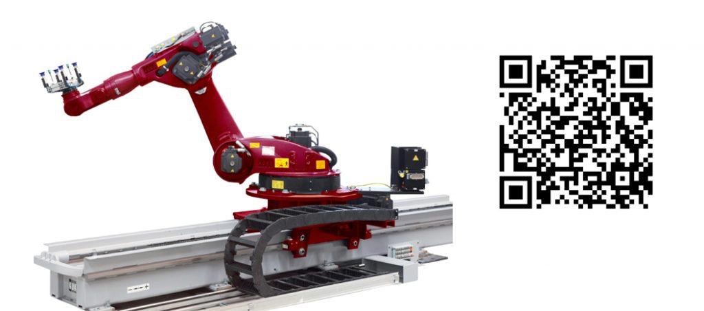 Célula robotizada de quinagem ESI