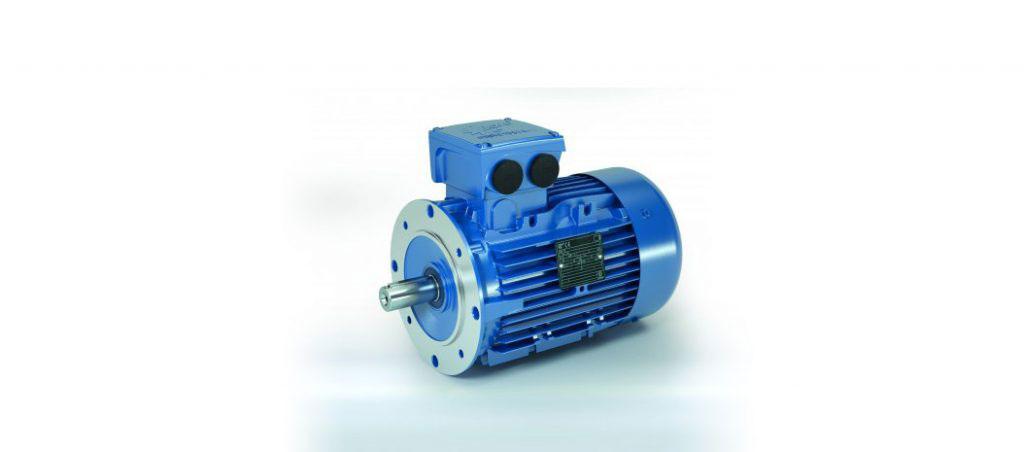 NORD: Motor Standard Universal com potências de 0,12 a 45 kW