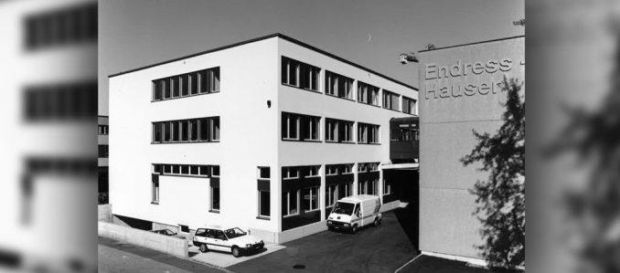 Endress+Hauser Suíça comemora 60 anos