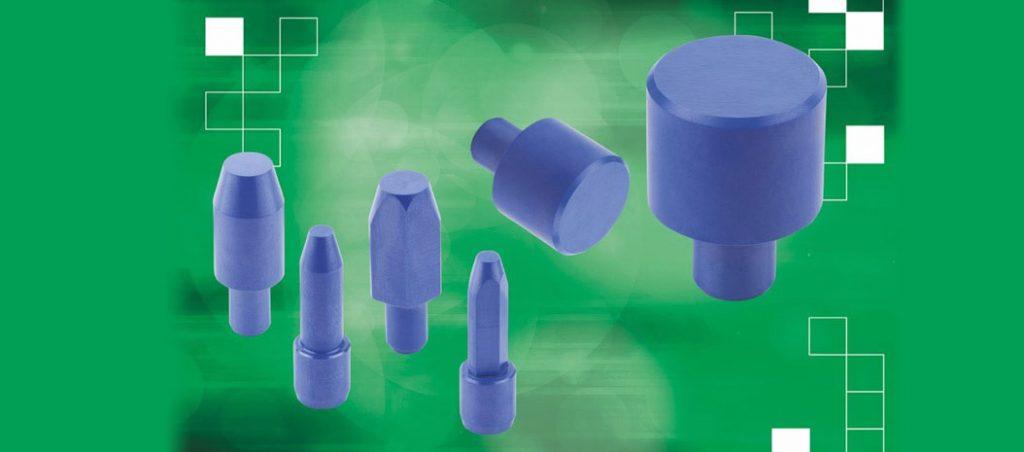 Pinos de posicionamento e pinos de apoio em cerâmica novos e duradouros agora disponíveis na norelem