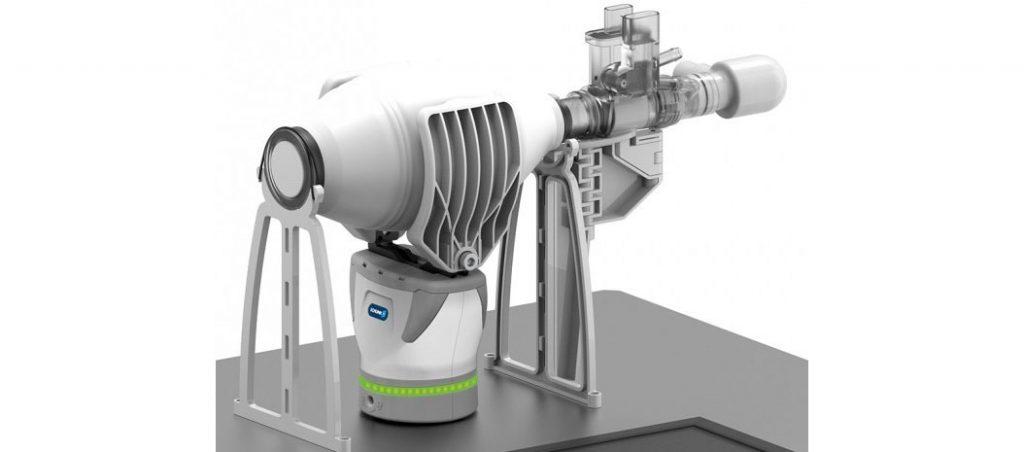 SCHUNK desenvolve pinça para ventiladores para pacientes com Covid-19