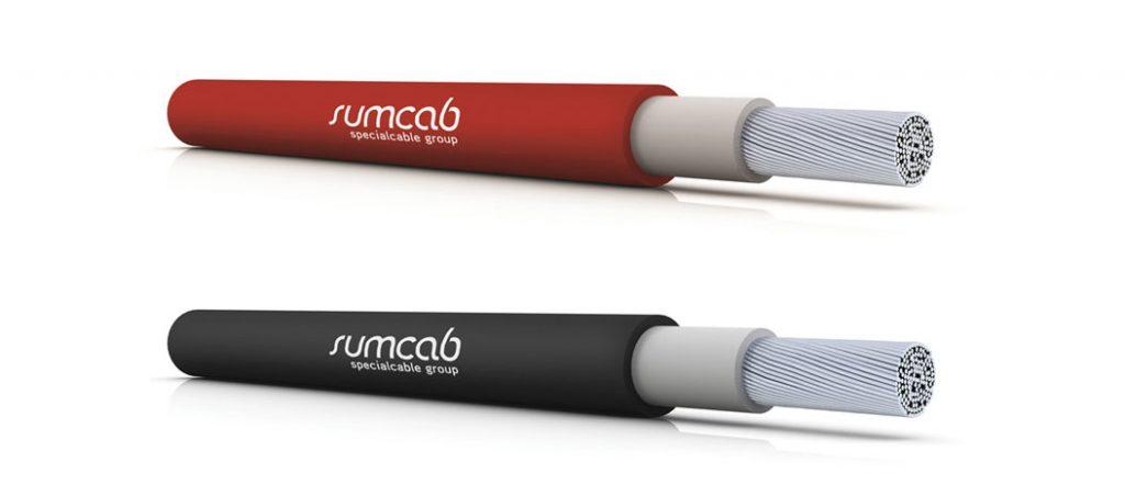 Novo Sumsave® Solar AR H1Z2Z2-K com tampa anti-roedor