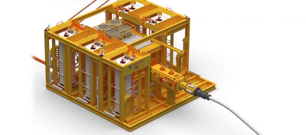 WEG desenvolve sistema elétrico submarino em parceria com a TechnipFMC