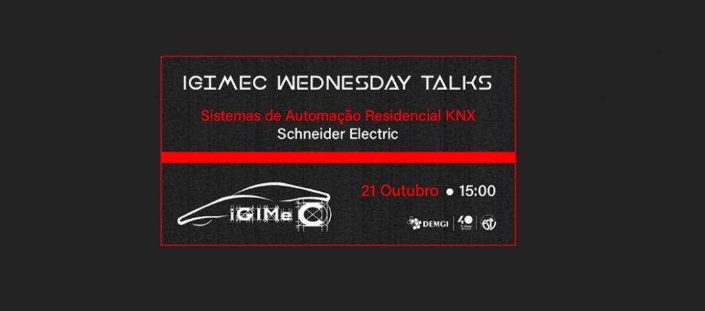 Departamento de Engenharia Mecânica e Gestão Industrial (DEMGI) promove sessão no âmbito da sua iniciativa Wednesday's Talks