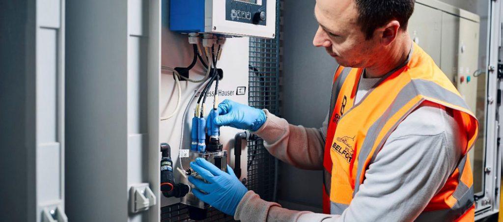 Endress+Hauser reconhecida com prémio Empresa Global do Ano 2020 como analisador de líquidos