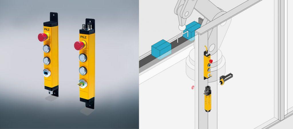 Pilz: Safety e Security no acesso de portas com o PITgatebox