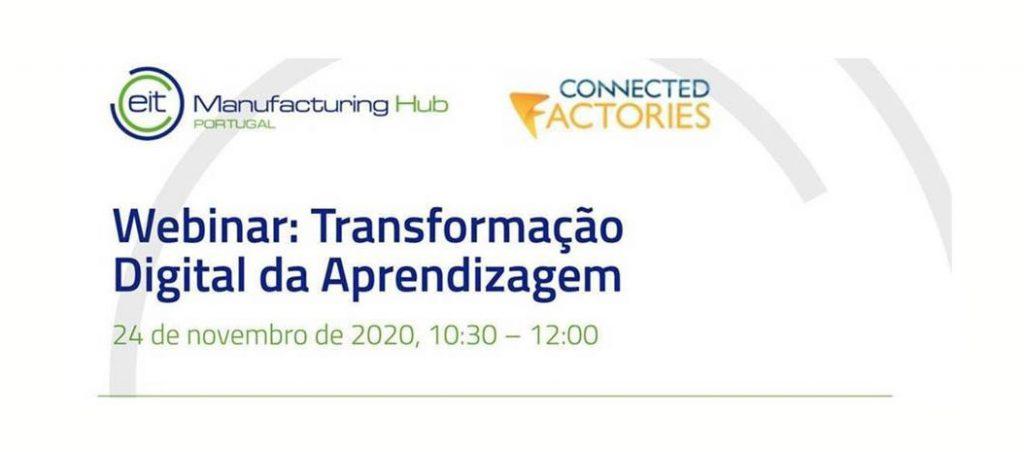 EIT Manufacturing & ConnectedFactories Webinars