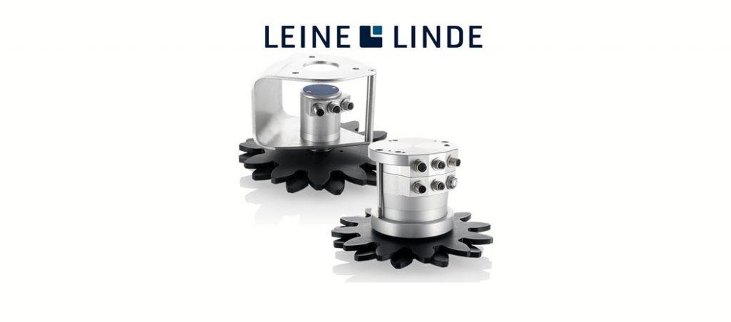 Leine Linde: sensores de monitorização de movimento e guinada