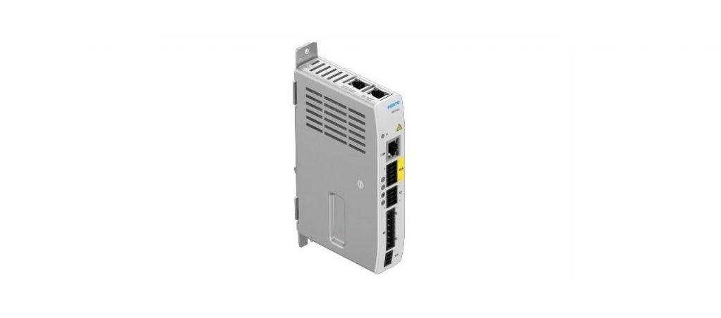 Festo lança o CMMT-ST, uma alternativa poderosa e compacta para conectividade constante