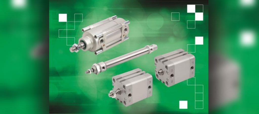 norelem lança nova gama de cilindros pneumáticos para diversas aplicações