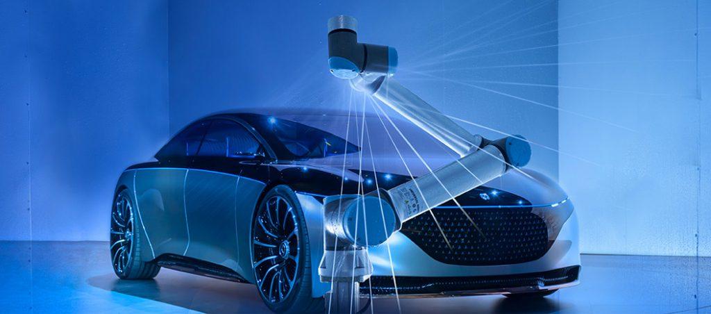 Universal Robots: papel dos cobots na reconversão da indústria automóvel