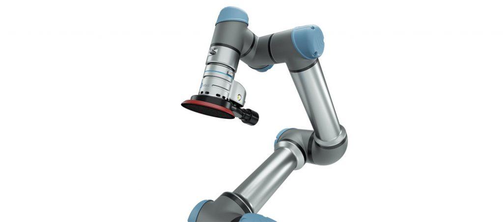 As vantagens e recursos da lixadora OnRobot