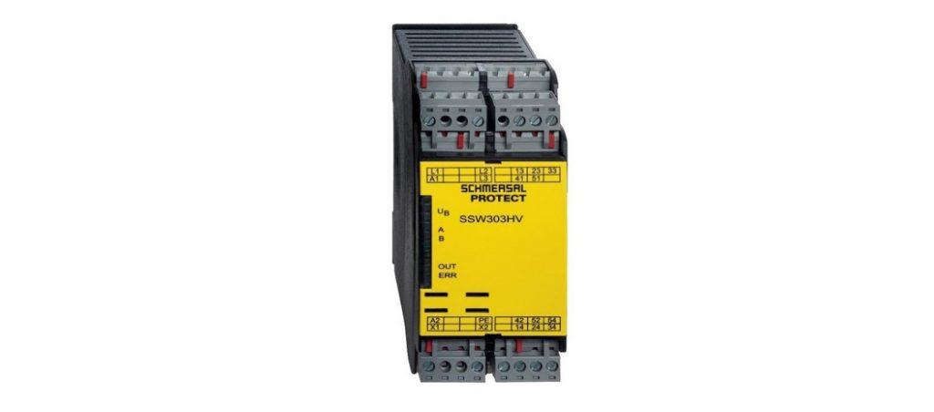 SSW303HV é um módulo de segurança sem sensores