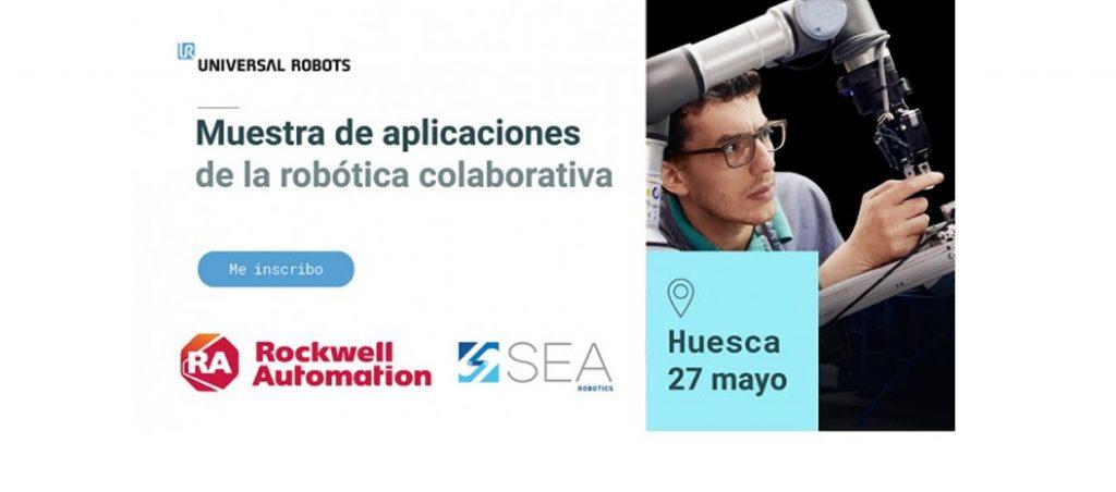 Universal Robots participa em conferência com SEA Robotics e Rockwell Automation