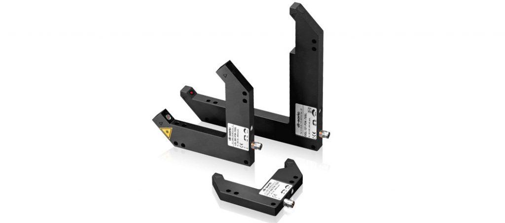 Di-soric: novos sensores fotoelétricos de forquilha a laser