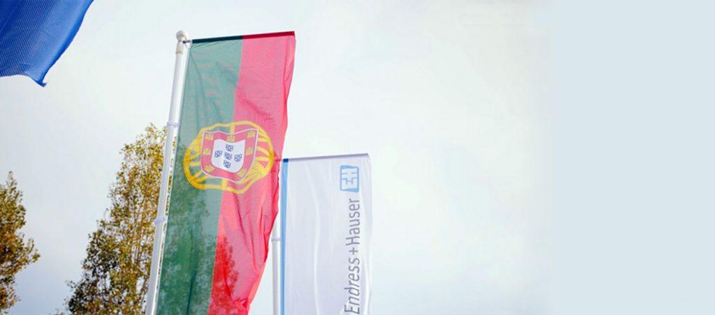 Endress+Hauser consolida presença em Portugal