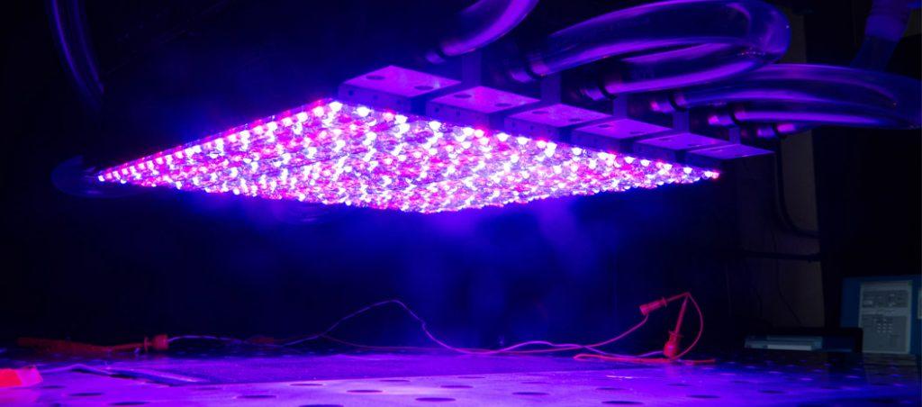Eficiência ecológica para sistemas de cura graças aos LEDs UV