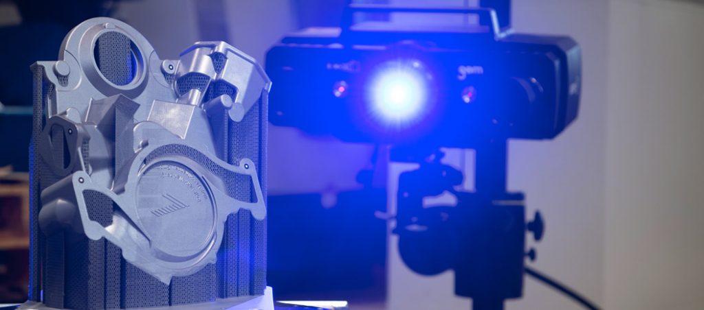 Metrologia ótica, a chave para um processo de Impressão 3D mais aperfeiçoado