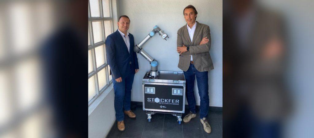 Universal Robots amplia rede de distribuidores em Portugal