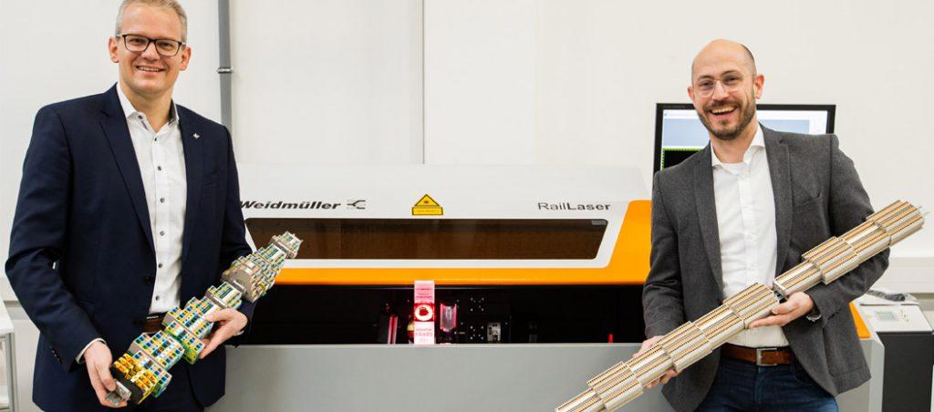Weidmüller recebe o prémio de inovação