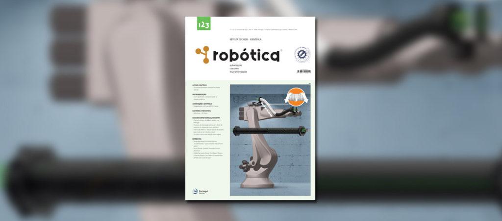 "Assinatura da revista ""robótica"""