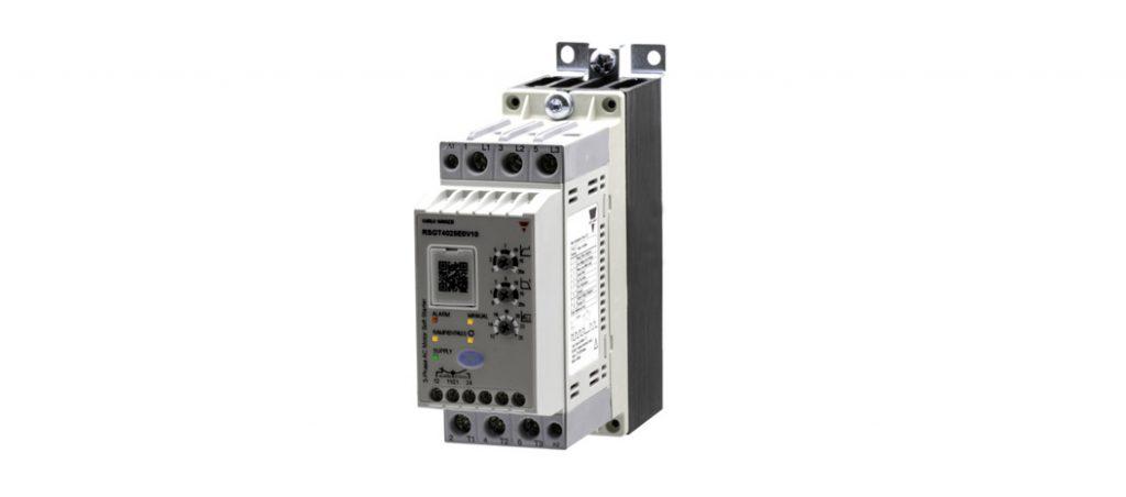 RSGT: arrancador suave de controlo às 3 fases