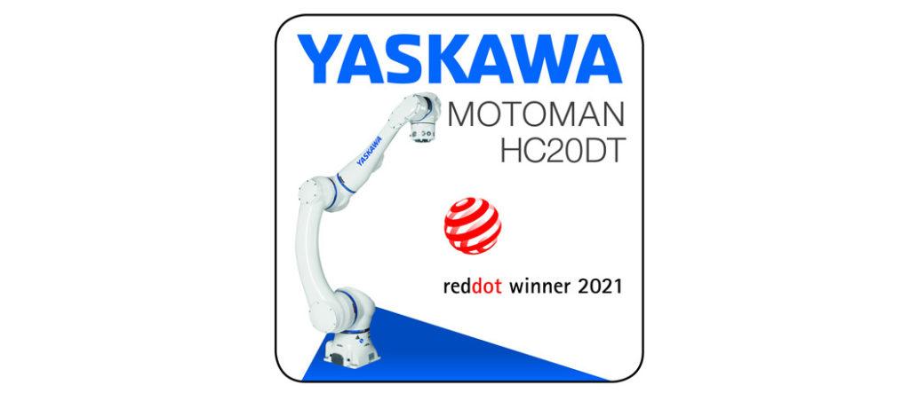 HC20DT vence prémio Red Dot Design Award