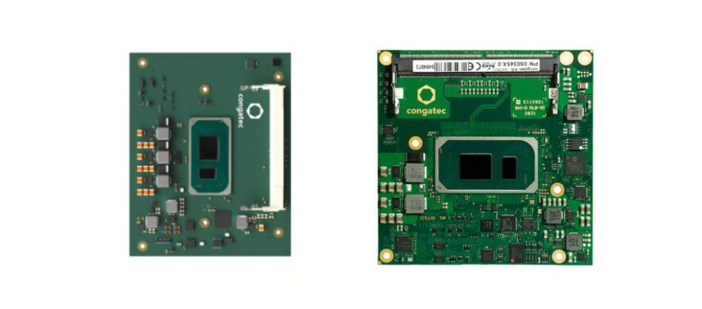 CONGATEC CONGA-TC570 disponível na Lusomatrix