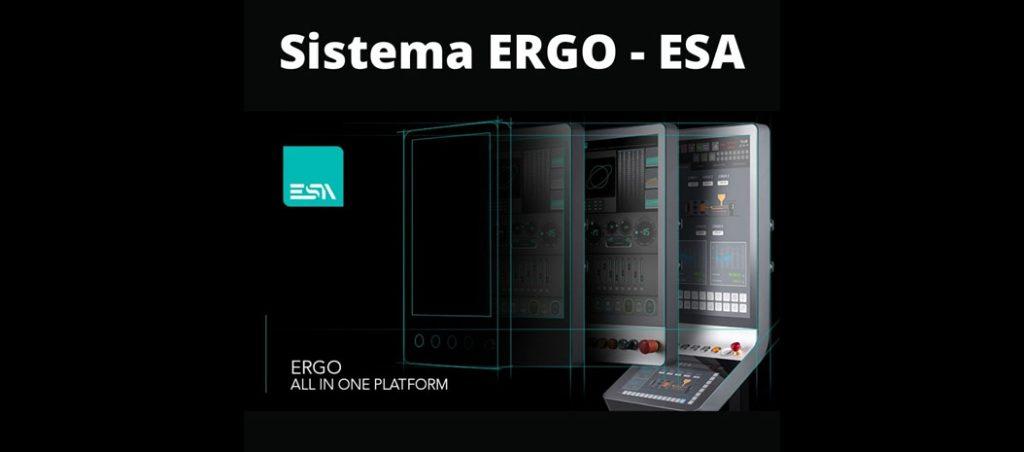 Sistema ERGO: tudo numa só plataforma