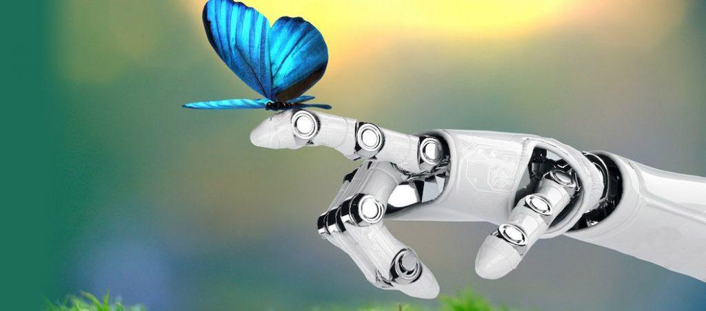 A eficiência energética e os robots industriais