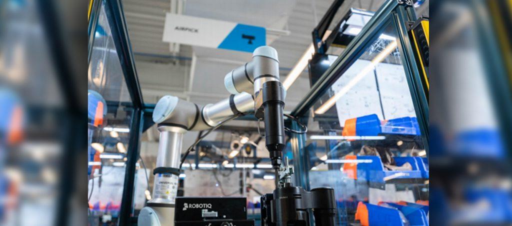 Robotiq lança nova solução de aparafusamento