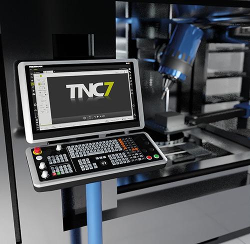 O TNC7 foi desenvolvido do zero