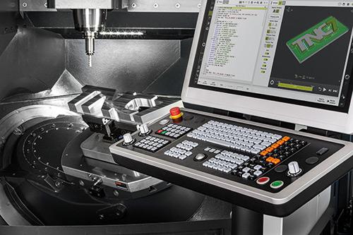 TNC7- A monitorização totalmente integrada de componentes